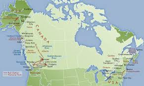 map usa y canada map usa y canada major tourist attractions maps