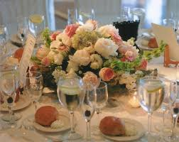 centerpieces for reception tables candle decor flower ideas simple
