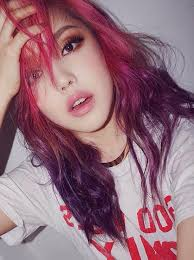 hair cl obsessed with park hye min ponys beauty evajane
