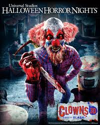 universal studios halloween horror nights clowns 3d music by slash announced for halloween horror nights