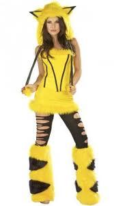 pikachu costume hooded pikachu costume yellow costumes