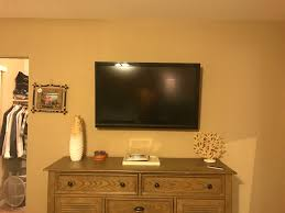 how to hide wires wall mount tv how to hide wires behind a mounted tv handyman scottsdale az