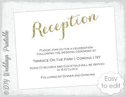 wedding reception cards new wedding invitations and reception cards or like this item 17