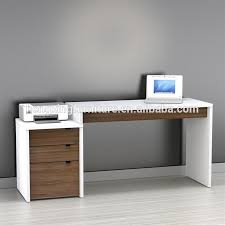Table For Office Desk Cheap Office Desk With Side Office Table Office Furniture Design