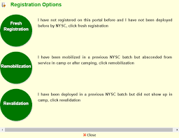 full guide for nysc online registration and call up letter print