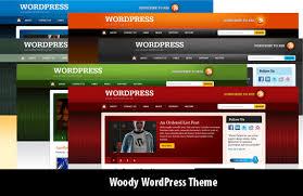 wordpress theme woody