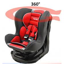 quel siège auto pour bébé siège auto revo 360 pivotant et inclinable gr 0 1 4 coloris
