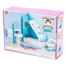 le für badezimmer le sugar plum puppenhausmöbel badezimmer puppenhaus