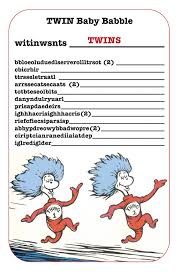103 best baby shower thing 1 n thing 2 dr seuss images on