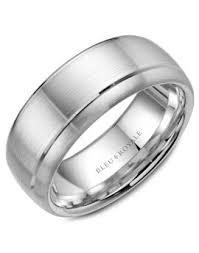 mens wedding bands white gold men s wedding bands bridal
