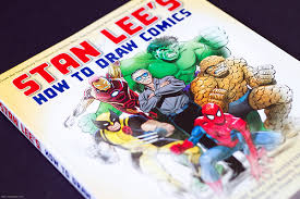 book review stan lee u0027s draw comics parka blogs