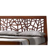 Tree Bed Frame Baxton Studio Tree Branch Inspired Modern And