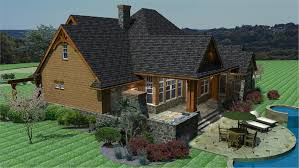 Craftsman Style House Plans With Wrap Around Porch 18 Farmhouse Plans With Wrap Around Porches Thornton