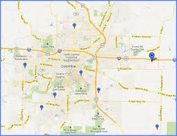 columbia missouri map continental siding supply locations columbia mo
