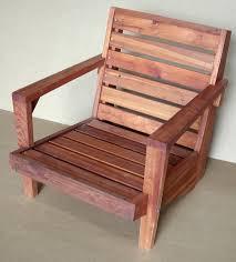 Modern Wood Furniture Modern Outdoor Wood Chair Stylish Wooden Garden Chair