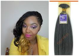 pictures if braids with yaki hair outre premium yaki bulk 1 month review micro braids youtube