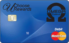 debit cards for debit cards omega federal credit union
