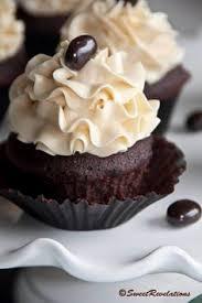 chocolate mocha cake with caramel pecan filling desserts
