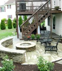 under deck ideas porch traditional with wood railing wood railing