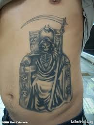 25 best male death tattoo images on pinterest tattoo designs