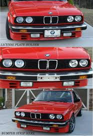 Bmw E30 Rear Valance Bmw 3 Series E30 1983 1991 Bumpers Doors Latches U0026 Lids Page 1