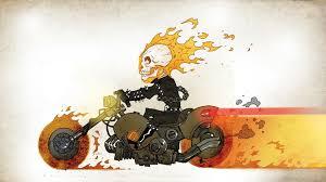 ghost rider marvel vs capcom wallpapers marvel ghost rider walldevil