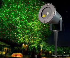laser christmas light decolighting star laser light show