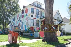 detroit cass ford tiny houses homes detroit land bank rejects heidelberg project expansion news hits