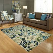 Plastic Carpet Runner Walmart by Better Homes And Gardens Paisley Print Area Rugs Or Runner