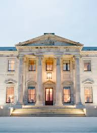 Neoclassical Architecture Ballyfin House Ireland Manor Houses Castles Abbeys