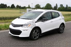 opel chevrolet opel ampera e plugs away at testing before 2017 launch by car magazine