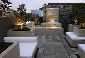 rooftop garden design with lighting homescorner com