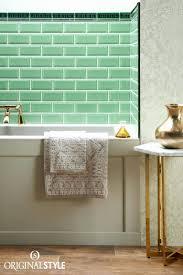 green subway tile kitchen backsplash 40 green backsplash tile pics home decorating ideas