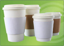 Cup Storage Containers - cup sleeves