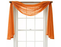 Solid Color Valances For Windows Best 25 Scarf Valance Ideas On Pinterest Curtain Scarf Ideas