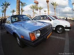 subaru leone coupe 1984 subaru leone and 1981 leone gl 2 door coupe a photo on