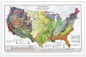 Topographical Map Of United States by Usa Map Map Of The Usa World Map America Map Topo Map