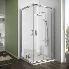 square shower enclosure shower enclosures victorian plumbing