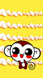 Cute Wall Papers by Cute Monkeys Wallpapers Group 64