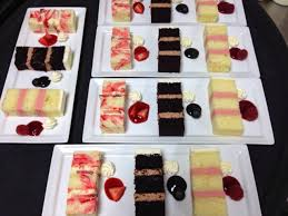 wedding cake tasting today is especially delicious april 2014