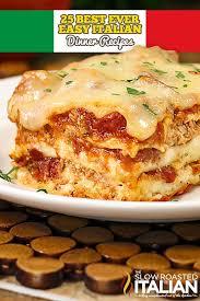 Best Easy Comfort Food Recipes 25 Best Ever Easy Italian Dinner Recipes