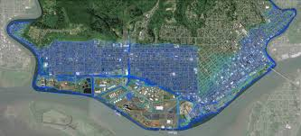 Aberdeen Washington Map by Flood Authority Approves Funding For Design Of New North Shore