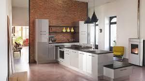 cuisine semi ouverte modele de cuisine semi ouverte cuisine en image