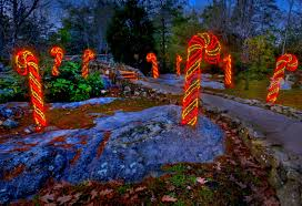 Rock City Garden Of Lights Trail At Rock City Http Seerockcity Pages