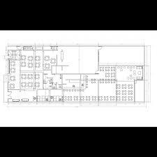 restaurant layout design free restaurant design cad layout plan cadblocksfree cad blocks free
