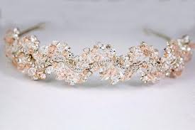 bridal tiaras wedding tiara bridal tiara by lynne