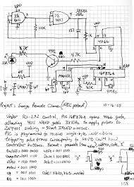 hampton bay air conditioner ir remote control reverse engineer