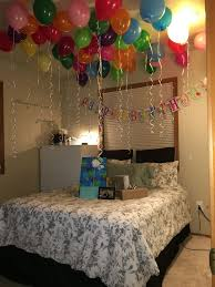best 25 birthday room surprise ideas on pinterest birthday