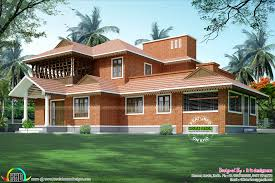 traditional stone constriction with laterite stone kerala home