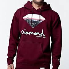 Diamond Supply Co Home Decor Diamond Supply Co Cityscape Pullover From Pacsun Hoodies